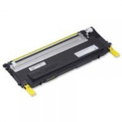 Dell 593-10496 Standard Yield Yellow Toner (1,000 pages*)