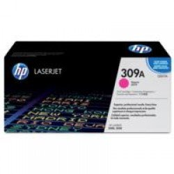 HP Magenta Toner Cartridge (4,000 pages*)