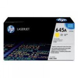 HP Yellow Print Cartridge (12,000 pages*)
