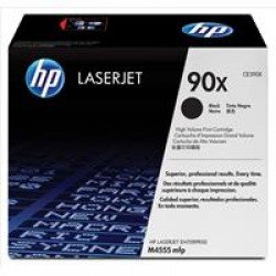 HP 90X Black Toner Cartridge (24,000 pages*)
