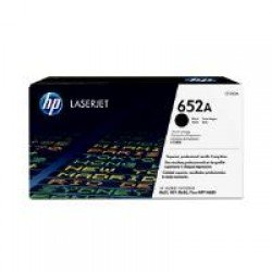 HP 652A Black Toner Cartridge (11,500 pages*)