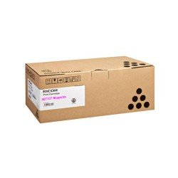 Ricoh 407137 Magenta Toner Cartridge (9,300 pages*)