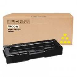 Ricoh Yellow Toner Cartridge (2,500 Pages*) 407639