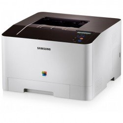 Samsung ML-5015ND A4 Mono Laser Printer left view