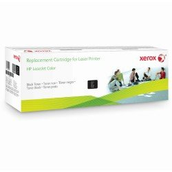 Xerox Replacement for HP 651A (CE340A) Black Toner Cartridge (13,500 Pages*)