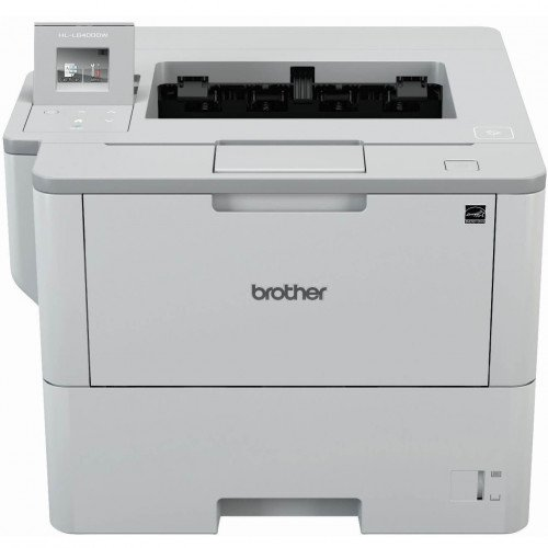 Brother HL-L6400DW A4 Mono Laser Printer + Free Paper Tray