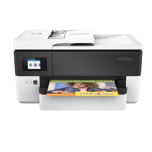 HP OfficeJet Pro 7720 A3 Colour Multifunction Inkjet Printer