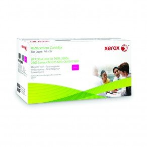 Xerox Replacement for HP 124A Magenta Toner Cartridge (2,000 Pages*)