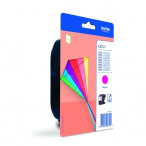 Brother Magenta Ink Cartridge (550 pages*)