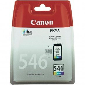 Canon 8289B001 CL-546 Colour Ink Cartridge (8ml)