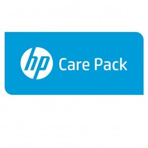 HP U8C71PE 1 Year Post Warranty Next Business Day Hardware Support