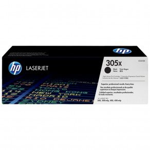 HP CF410X 410X High Yield Black Toner Cartridge (6,500 pages*)