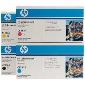 HP PB-HPCP4025VAL CMYK Toner Cartridge (save