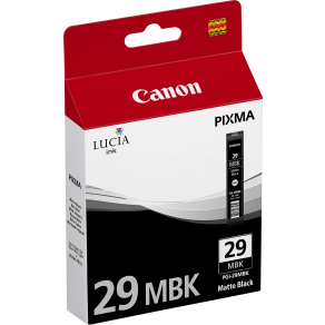 Canon PGI-29MBK Matte Black Ink Cartridge