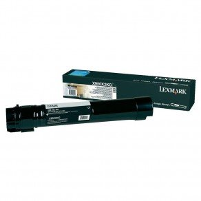 Lexmark X950X2KG Extra High Yield Black Toner Cartridge (32,000 pages*)