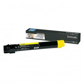 Lexmark X950X2YG Extra High Yield Yellow Toner Cartridge (22,000 pages*)