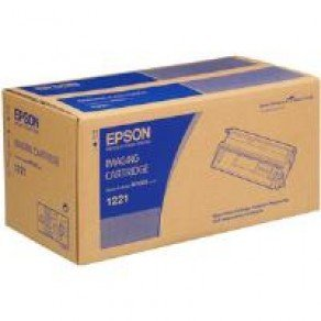 Epson C13S051221 Black Toner Cartridge (15,000 pages*)