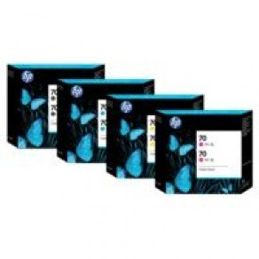 HP C9448A No.70 Matte Black Ink Cartridge (130ml)