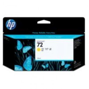 HP C9373A No.72 Yellow Ink Cartridge (130ml)