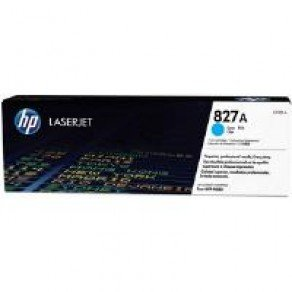 HP No.827A Cyan Toner Cartridge (32,000 pages*)