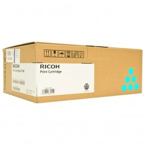 Ricoh 407532 SPC252E Cyan Toner Cartridge (4,000 pages*)