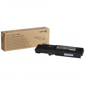 Xerox High Yield Black Toner Cartridge (8,000 pages*)