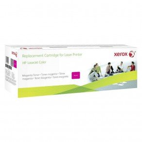 Xerox Replacement for HP 312A (CF383A) Magenta Toner Cartridge (3,200 Pages*)