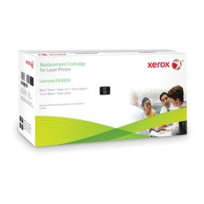 Xerox Replacement for Lexmark E450A21E Black Toner Cartridge (6,000 Pages*)