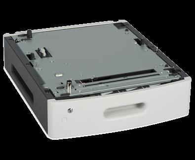 lexmark 40g0822 550 sheet lockable paper tray printerbase co uk