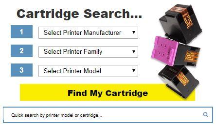 cartridge search
