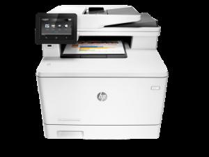 HP LaserJet M477FDW Image