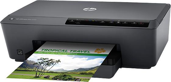 HP OfficeJet Pro 6230 A4 Colour Inkjet Printer