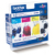 Brother DCP-145C LC980 CMYK Ink Cartridge Value Pack