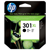 HP DeskJet 2050 301XL Black Ink Cartridge (480 pages*)