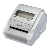An image of Brother TD-4100N Thermal Label Printer TD4100NZU1
