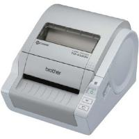 An image of Brother TD-4000 Thermal Label Printer TD4000ZU1