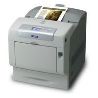 An image of Epson AcuLaser C4200DTN A4 Network Colour Laser Printer,C11C600001BZ, duplex, ne...