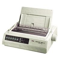 Oki ML321 Microline Parallel 9 pin Dot Matrix Printer
