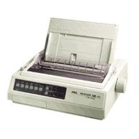 Oki ML321 IBM/Epson Parallel 9 pin Dot Matrix Printer