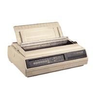 An image of Oki ML3410 IBM/Epson Serial/Parallel 9 pin Dot Matrix Printer,09000269