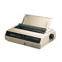 An image of Oki ML395B 24 pin Dot Matrix Printer - Parallel and Serial,09000327