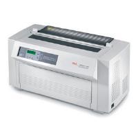 An image of Oki ML4410 Dot Matrix Printer,00111601