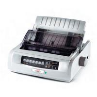 An image of Oki ML5521ECO 9 Pin Dot Matrix Printer,01308702