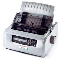 An image of Oki ML5590ECO 24 pin Dot Matrix Printer,01308802