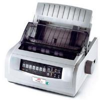 An image of Oki ML5591ECO 24 pin Dot Matrix Printer,01308902, USB