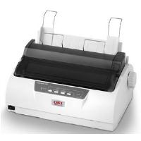 An image of Oki ML1190 24 Pin Dot Matrix Printer,01196202, USB